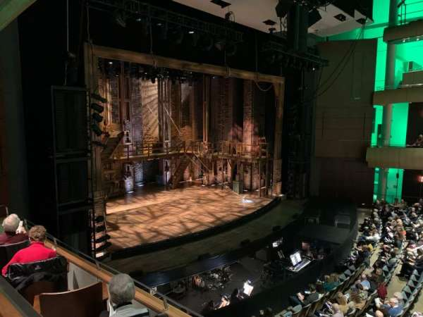 DeVos Performance Hall, section: Box 6, row: 2, seat: 5