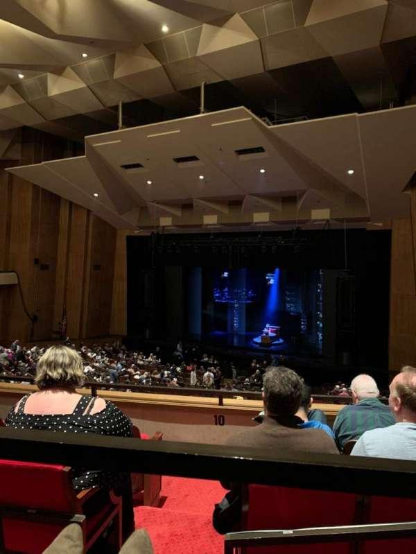 Keller Auditorium, section: Orchestra E, row: A, seat: 5