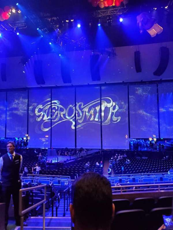Park Theater at Park MGM, section: 303, row: E, seat: 26