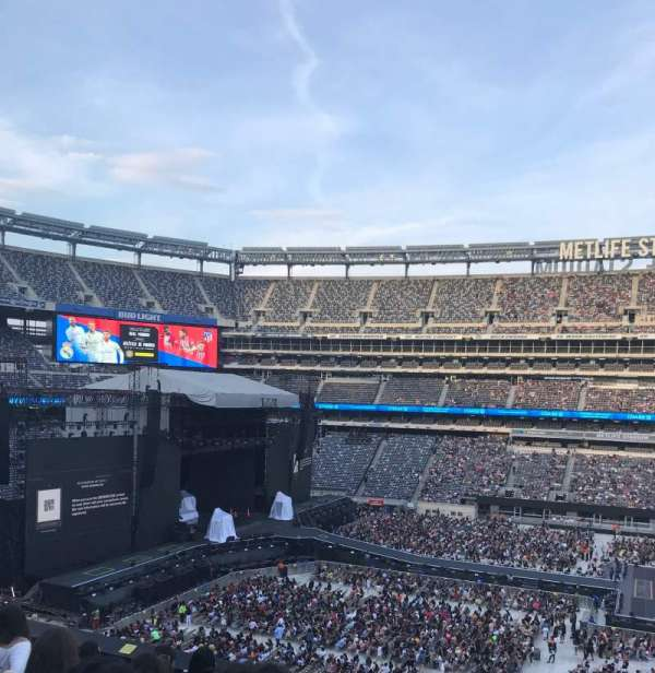 MetLife Stadium, section: 239, row: 6, seat: 6