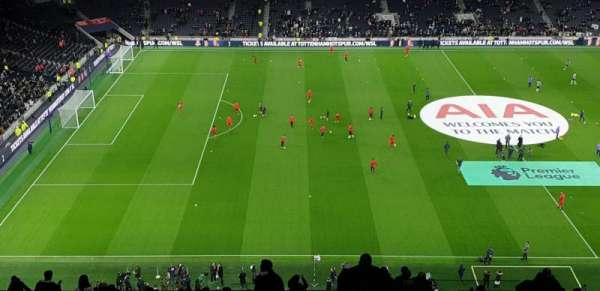 Tottenham Hotspur Stadium, section: 506, row: 22