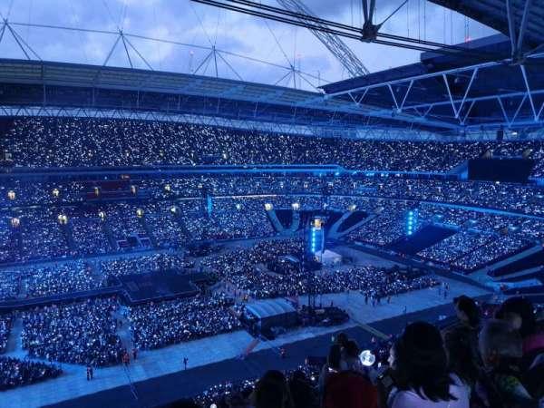 Wembley Stadium, section: 528, row: 16, seat: 54