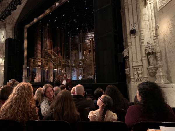 Orpheum Theatre (San Francisco), section: Orchestra R, row: J , seat: 18