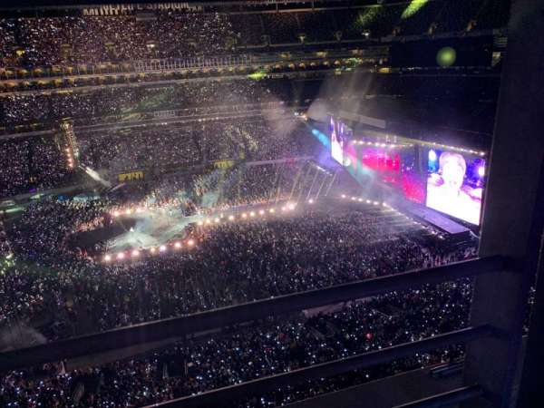 MetLife Stadium, section: 314, row: 1, seat: 14