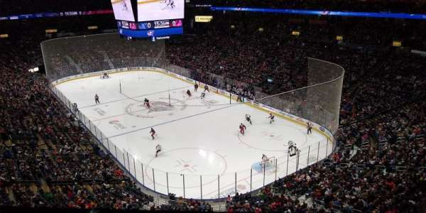 Nationwide Arena, section: 212, row: A, seat: 13