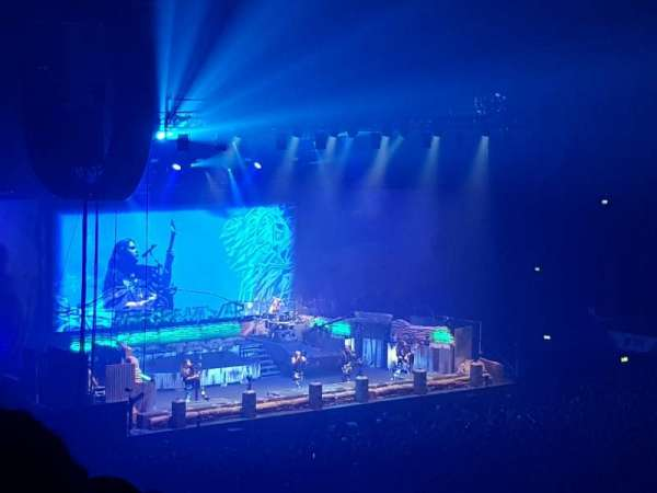 SSE Arena, Wembley, section: S9, row: V, seat: 119