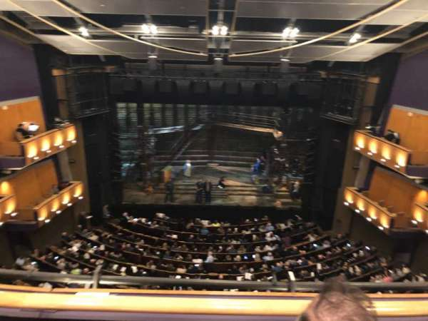 Ahmanson Theatre, section: Balcony, row: B, seat: 24