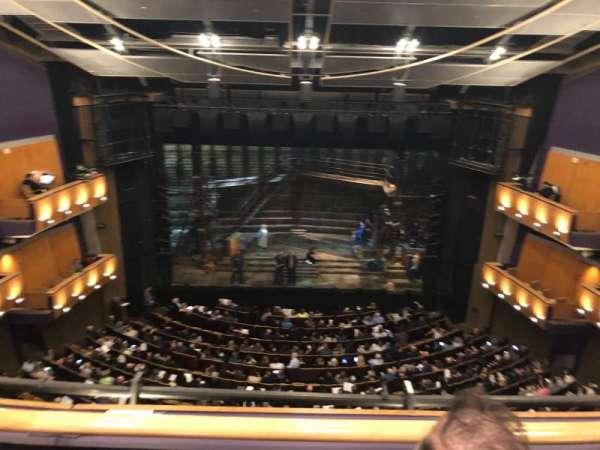 Ahmanson Theatre, section: Balcony, row: B, seat: 24