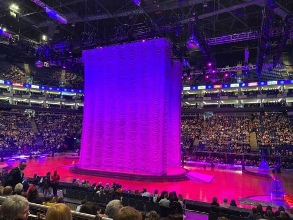 The O2 Arena, section: 111, row: K, seat: 359