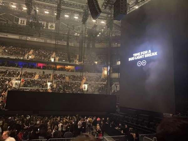 Enterprise Center, section: 101, row: M, seat: 16