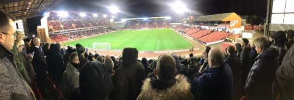 Oakwell Stadium, section: NS2, row: BB, seat: 30