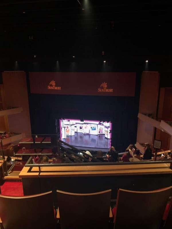 Durham Performing Arts Center, section: Balcony 10, row: M, seat: 201