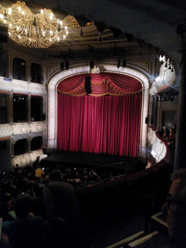 The Old Vic, section: Dress Circle, row: E, seat: 31