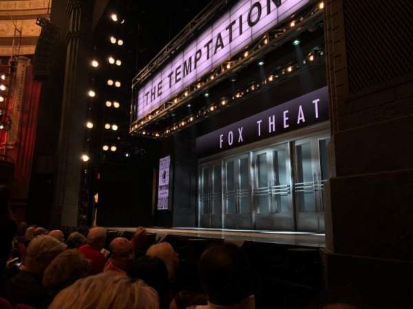 Imperial Theatre, section: Orchestra R, row: B, seat: 14