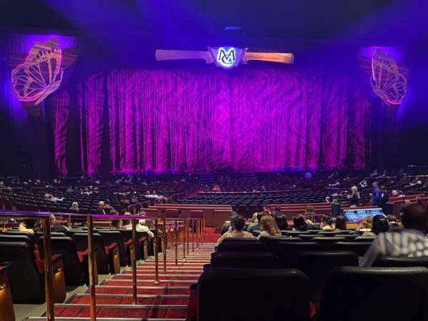 The Colosseum At Caesars Palace, section: 204, row: O, seat: 430