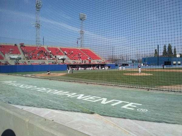 Pete Beiden Field, section: 1, row: C, seat: 2