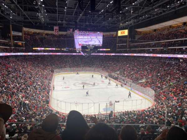 Gila River Arena, section: C6, row: C, seat: 3