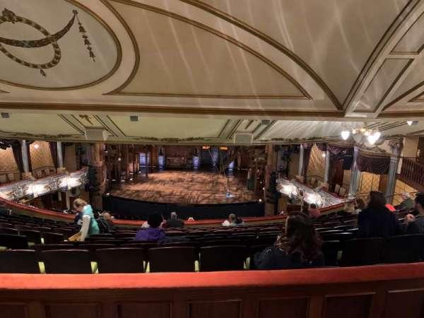 Victoria Palace Theatre, section: Matcham, row: Box, seat: 1-4