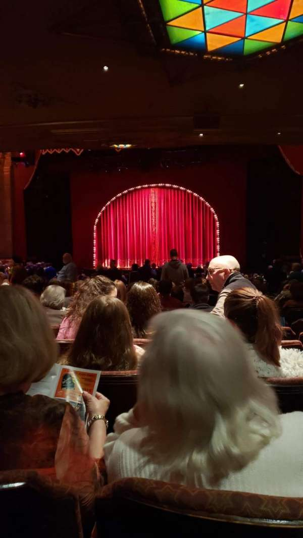 Fox Theatre (Atlanta), section: Orchestra C, row: FF, seat: 64