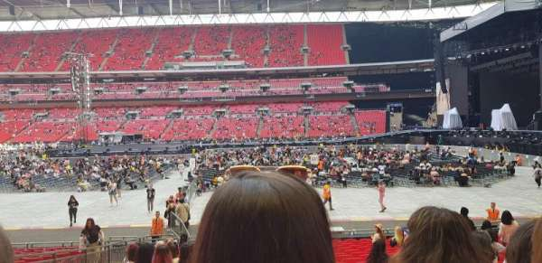 Wembley Stadium, section: 143, row: 20, seat: 65