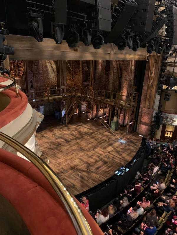 Victoria Palace Theatre, section: Grand Circle, row: Box C