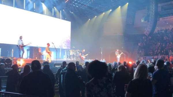 Coca-Cola Coliseum, section: 101, row: Cc, seat: 11