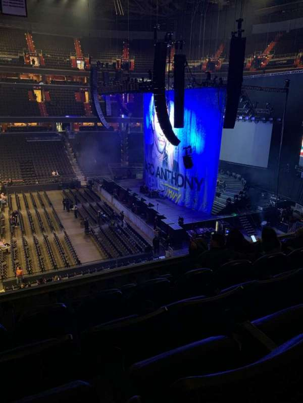 Capital One Arena, section: 216, row: E, seat: 4