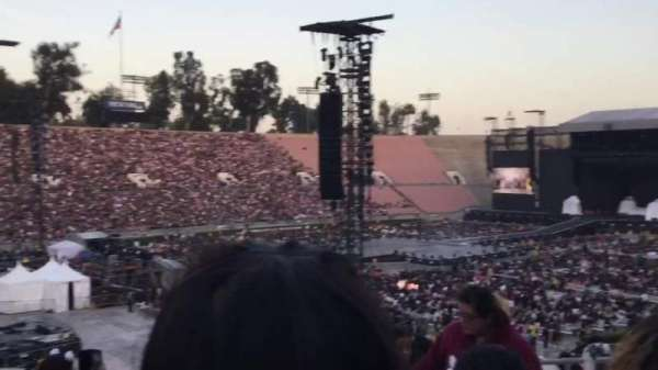 Rose Bowl, section: 15-L, row: 42, seat: 19