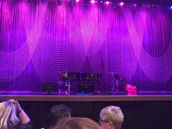 Encore Theatre At Wynn, section: Orchestra, row: D, seat: 110