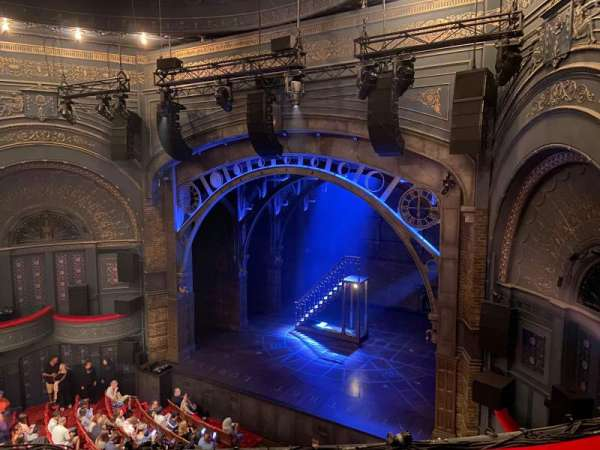 Princess Theatre (Melbourne), section: Grand Circle, row: B, seat: 37