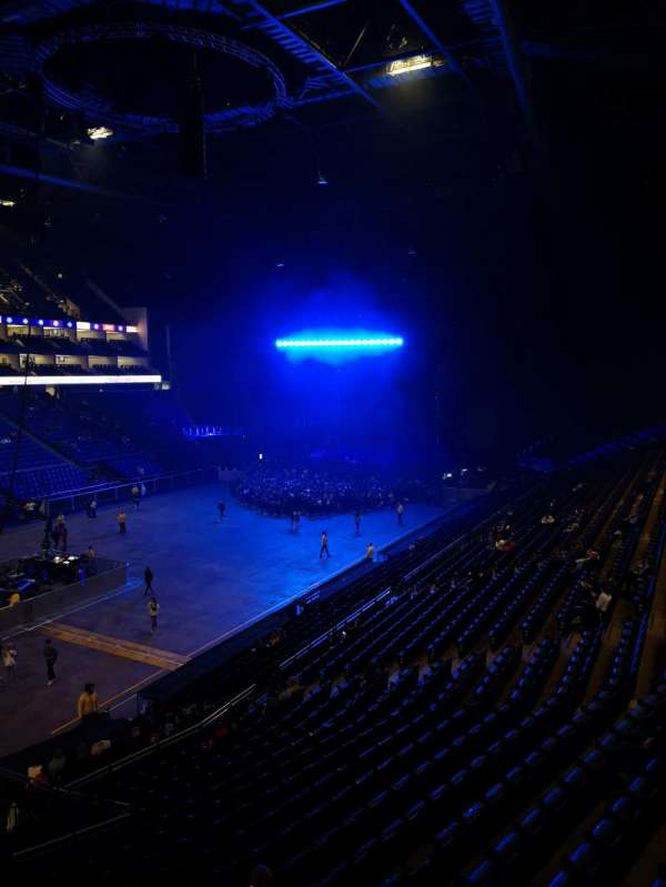The O2 Arena, section: 233