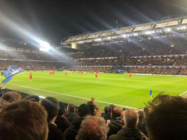 Stamford Bridge, section: SL8, row: 11, seat: 205