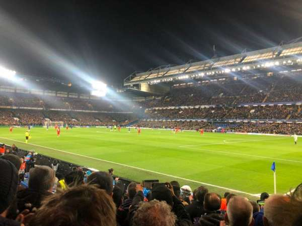 Stamford Bridge, section: Shed End Lower 8, row: 11, seat: 205