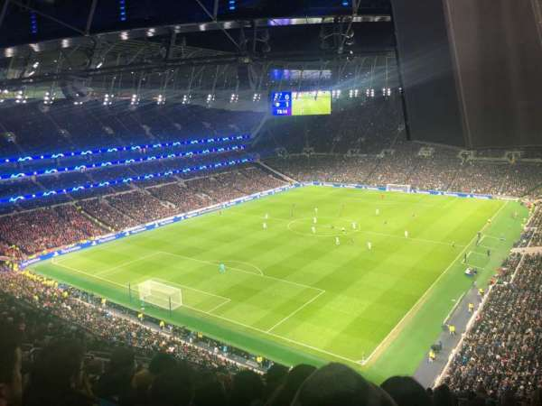 Tottenham Hotspur Stadium, section: 511, row: 16