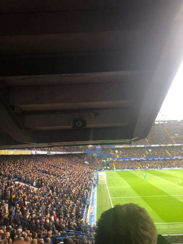 Stamford Bridge, section: Matthew Harding Lower 8, row: FF, seat: 396