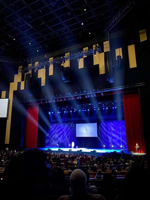 Hard Rock Live at Seminole Hard Rock, section: 114, row: G, seat: 6