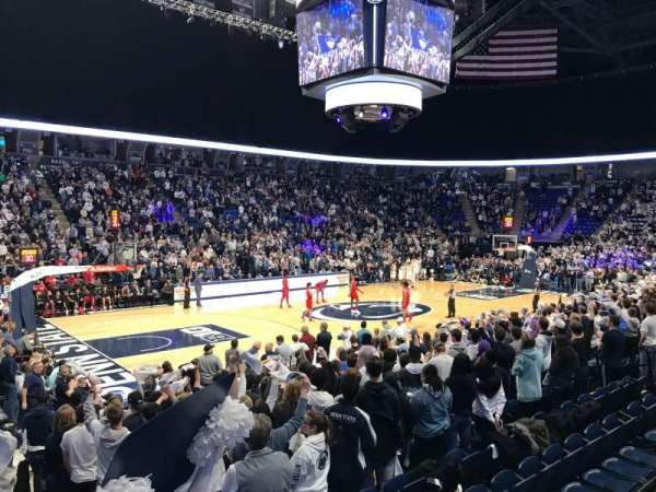 Bryce Jordan Center, section: 125, row: B, seat: 2