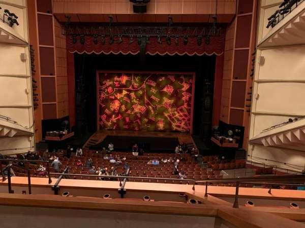 Uihlein Hall, section: Box K, row: 2, seat: 6