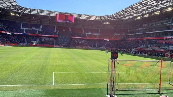 Red Bull Arena (New Jersey), section: 119, row: 6, seat: 1