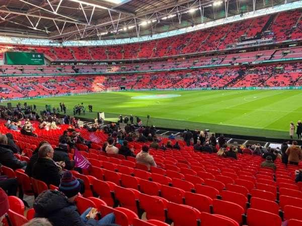 Wembley Stadium, section: 140, row: 24, seat: 206
