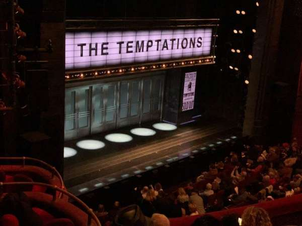 Imperial Theatre, section: Front Mezzanine 4, row: F, seat: 12