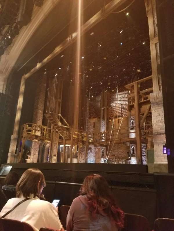 Orpheum Theatre (San Francisco), section: Orchestra R, row: E, seat: 6