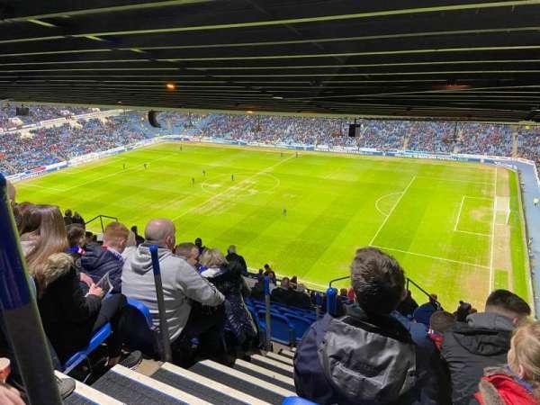 Ibrox Stadium, section: CD1, row: AA, seat: 50