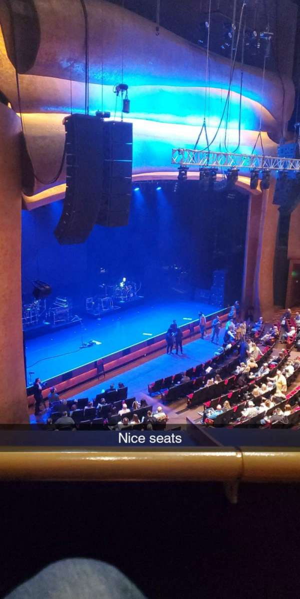 Premier Theater at Foxwoods, section: Mezzanine L, row: A, seat: 45
