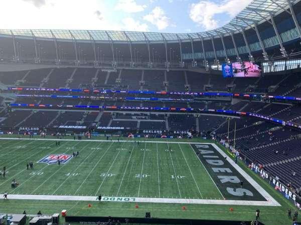 Tottenham Hotspur Stadium, section: 12, row: 5, seat: 769