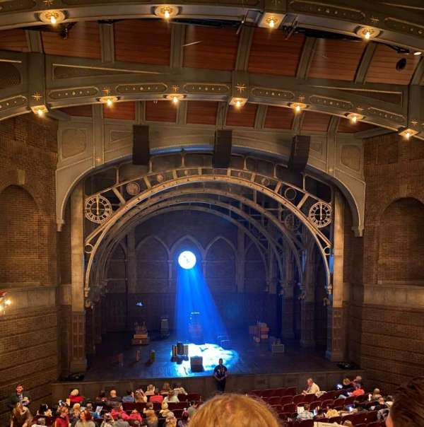 Lyric Theatre, section: Dress Circle C, row: B, seat: 106
