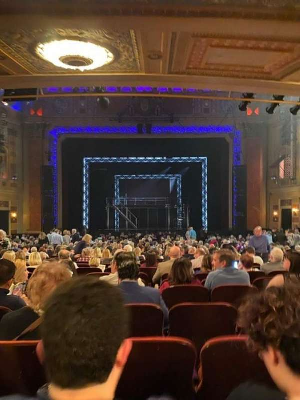 Saenger Theatre (New Orleans), section: Orchestra C, row: EE, seat: 109