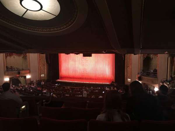 Orpheum Theatre (Memphis), section: Mezzanine R, row: F, seat: 5