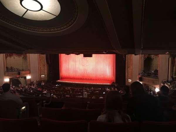 Orpheum Theatre (Memphis), section: Mezzanine R, row: F, seat: 5