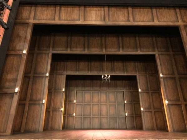 Gielgud Theatre, section: Stalls, row: F, seat: 15